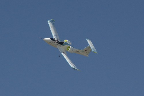 One Tiny Craft Just Became The First Electric Plane To Cross The English Channel