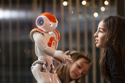 Apocalypse NAO: Are Robots Threatening Your Immortal Soul?