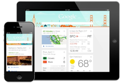 The Most Exciting Google Service In Years, Google Now, Comes To iPhone and iPad