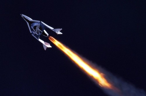 Space Tourism's Black Carbon Problem