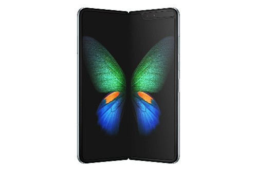 The $1,980 Samsung Galaxy Fold smartphone is the perfect early adopter gadget