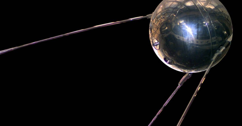 The day Sputnik shocked the world and started the space race