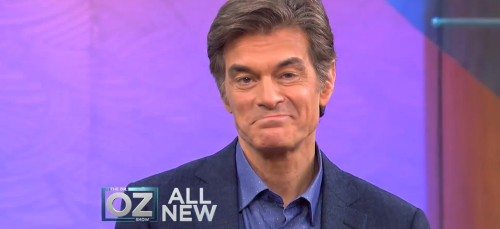 Scientists Retract Research On Dr. Oz-Endorsed Weight Loss Pill