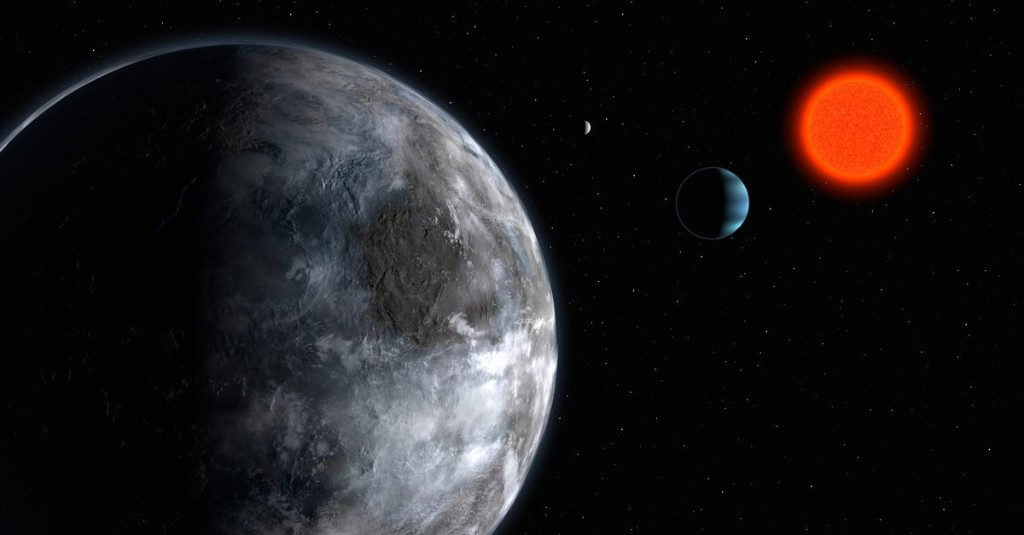 Soon, You'll Officially Be Able To Name An Exoplanet... Sort Of