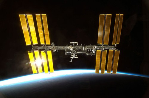 When the International Space Station is Finished in 2020, We're Crashing It Into the Ocean