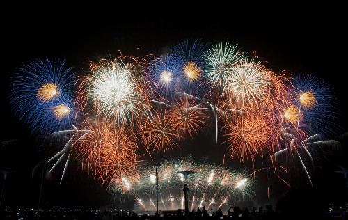 Everything you need to know about the explosive science of fireworks