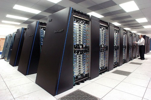 The Global Race To Build The Fastest Supercomputer