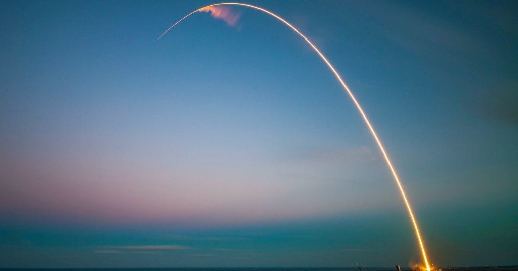 The military wants one-hour global delivery. SpaceX thinks it can pull it off.