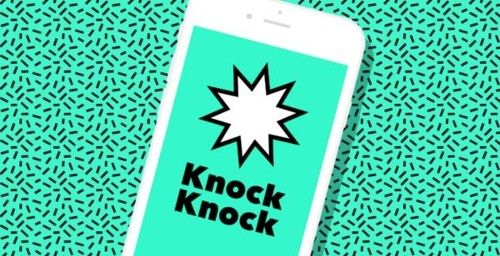'Knock Knock' Is A New App That Could Maybe, Finally, Kill The Business Card
