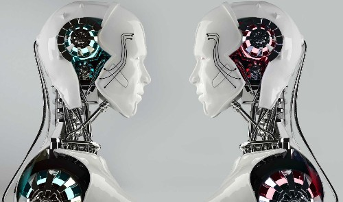 Researchers just figured out how to get robots to join forces