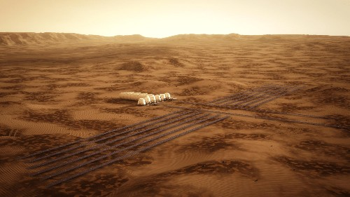 MIT Students Claim Astronauts Will Starve On 'Mars One' Mission