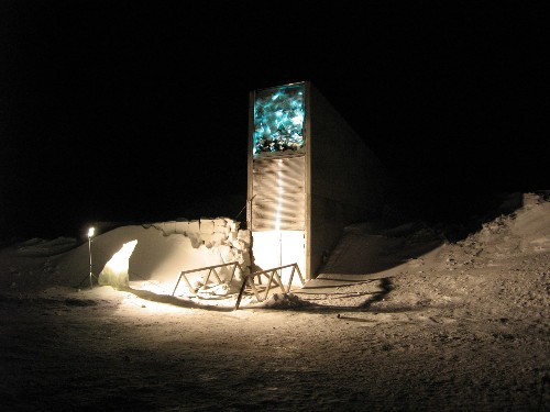 Syria Makes First Withdrawal From Arctic Doomsday Seed Vault