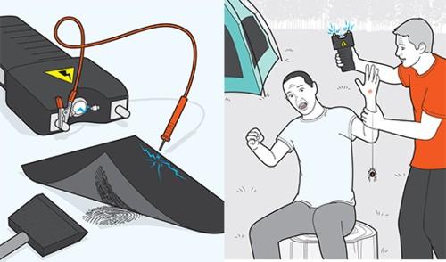 Good Idea/Bad Idea: Use A Stun Gun To...