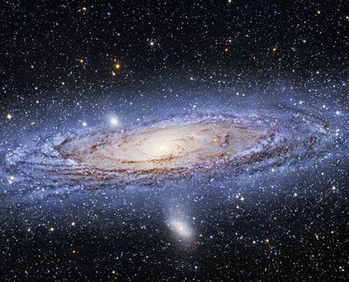 Ask Anything: Why Is The Milky Way A Spiral?