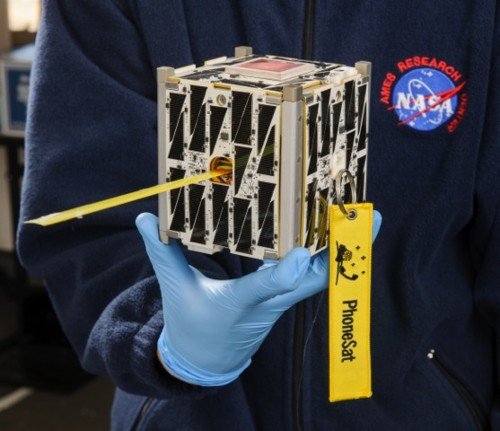 First Satellite Built By High School Students Launches Tonight