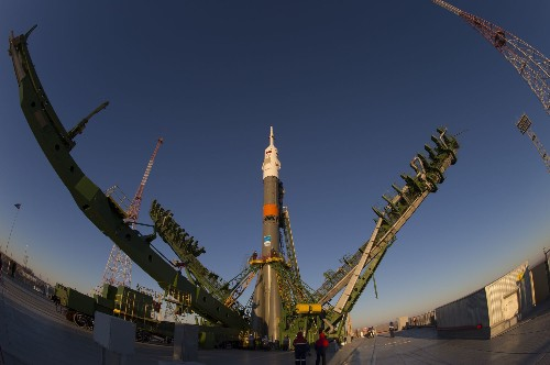An Epic Timelapse Of The Soyuz Rocket Launch [Video]