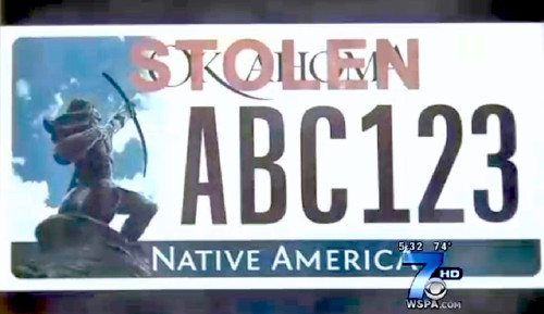 "Electronic Updatable License Plates Could Flash ""STOLEN"" Or ""TEEN DRIVER"""