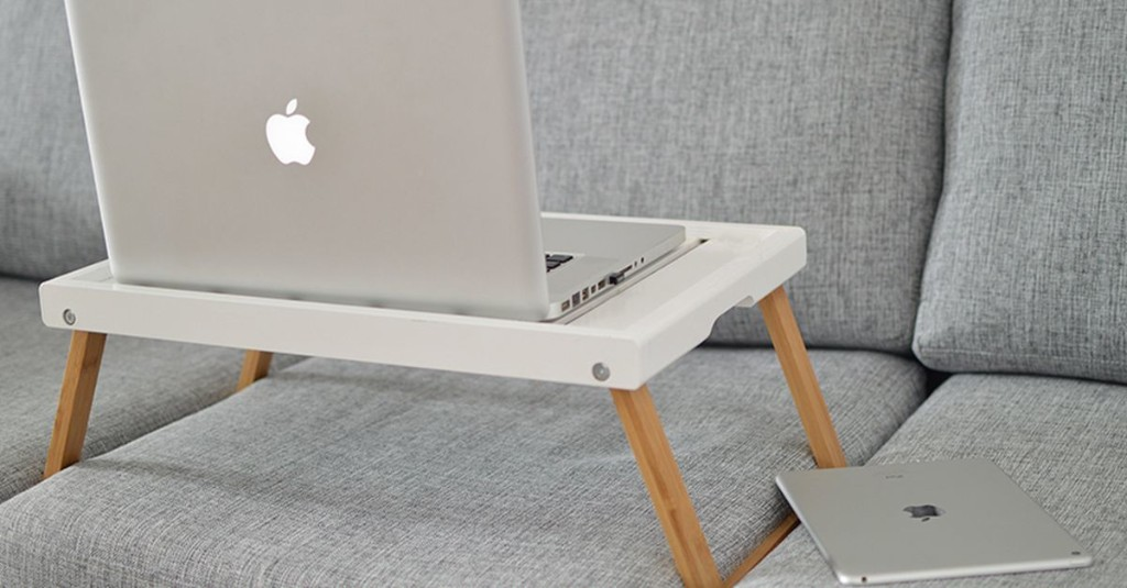 Lap desks for people who work from home