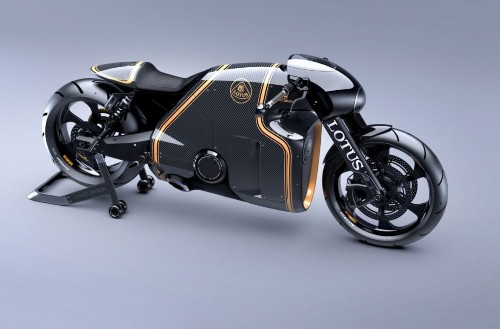 A Bike Straight Out Of Tron And Other Amazing Images From This Week