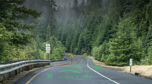 Augmented Reality Is Coming To Your Windshield