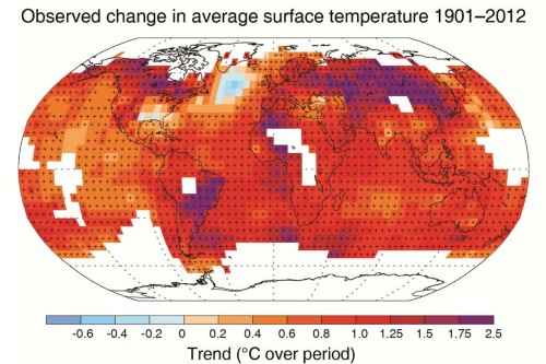 The Most Depressing Climate Change Visualizations From Today's IPCC Report