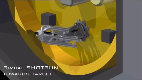 A Space Shotgun To Shoot At Asteroids