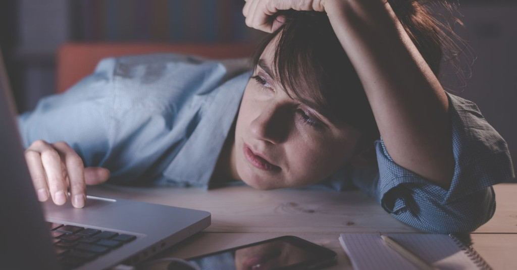 Lack of sleep looks the same as severe anxiety in the brain