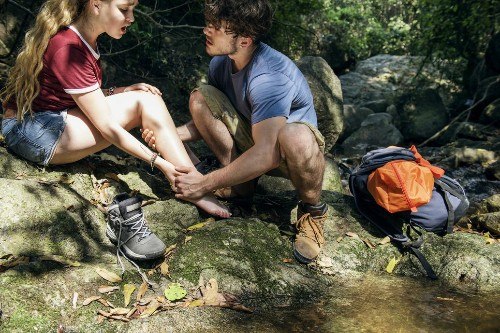 You broke a bone in the middle of nowhere. Now what?