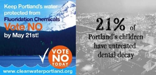 Portland, Oregon, Says No To Fluoridation
