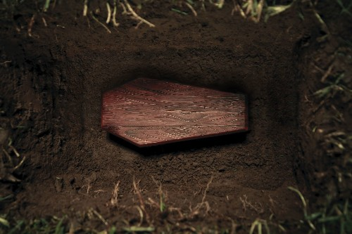 How Long Could You Survive In A Coffin If You Were Buried Alive?