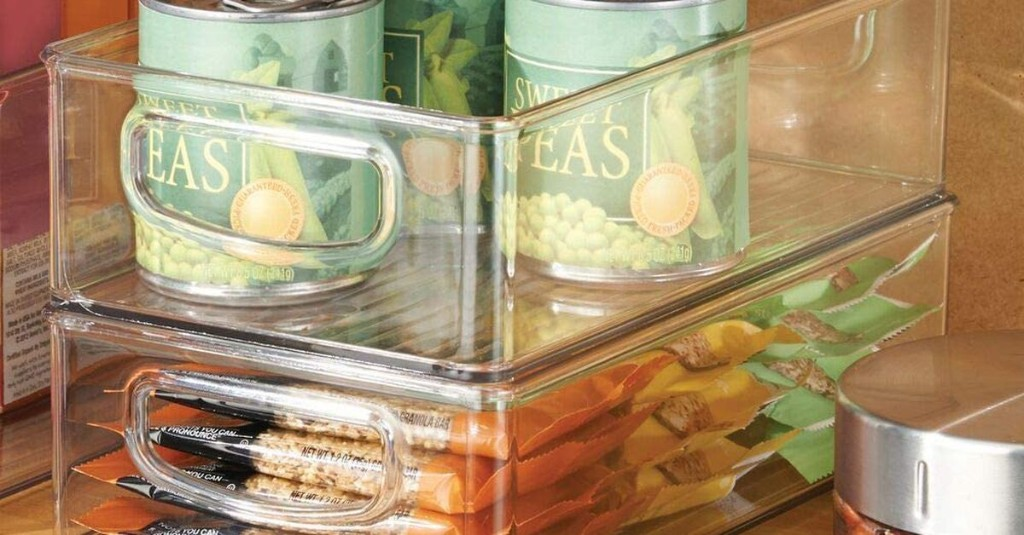The best bins and baskets to keep your pantry perfectly organized