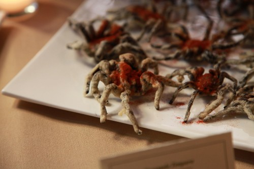 I Chomped My Way Through Five Courses of Horrifying Bugs