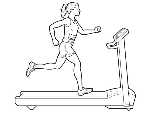 Try this illusion on the treadmill and running will never be the same