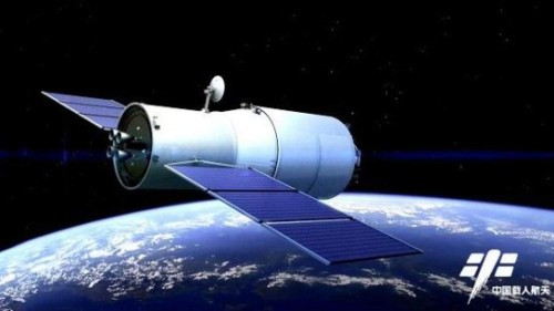 China's first robot cargo spaceship just went into orbit