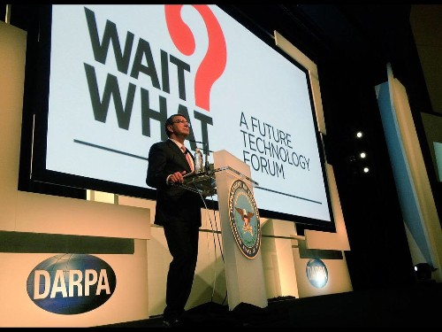 Wait, What? The Most Amazing Ideas From DARPA's Tech Conference