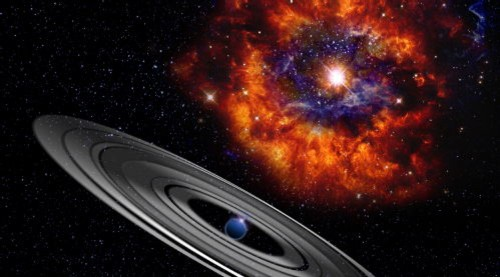Scientists are trying to confirm the existence of a giant ringed planet