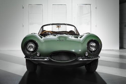 How Jaguar cloned a legendary supercar from 1957