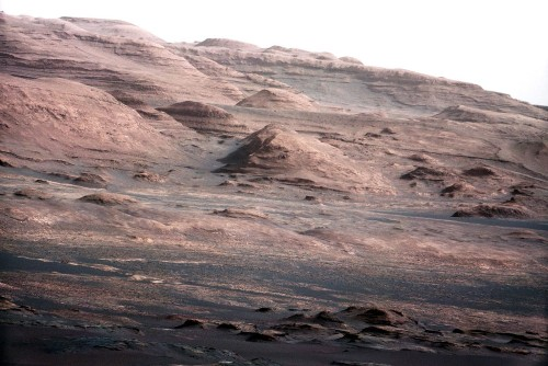 If Humans Go To Mars, Where's The Best Place To Land?