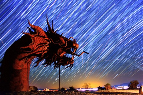 The Trippiest Time Lapse Video We've Ever Seen