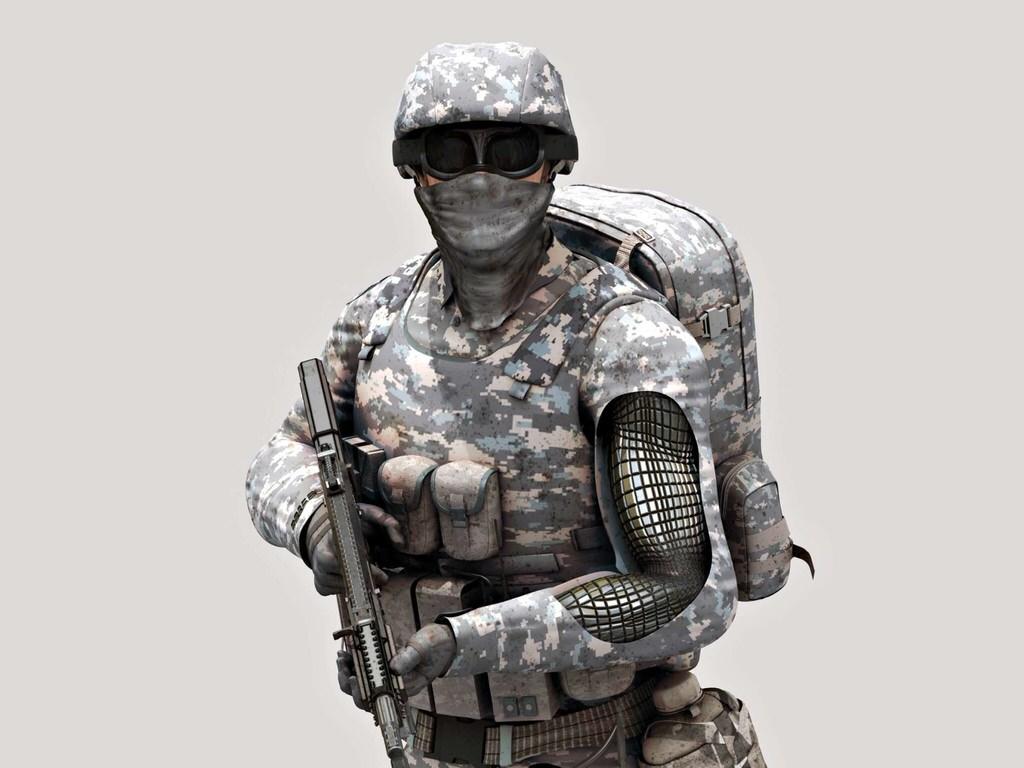 Military  - Magazine cover