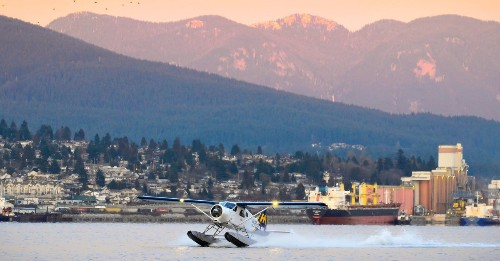 Electric seaplanes could be this Canadian airline's ticket to ditching fossil fuels