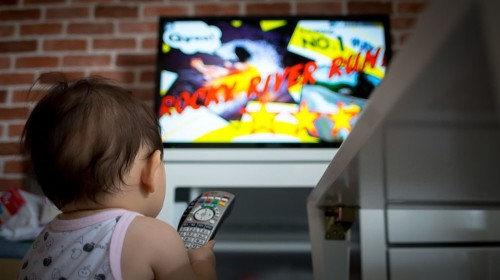 Screen Strain: Why The TV Your Kids See Does Matter