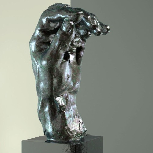 How Surgeons Are Learning From The Hands Rodin Sculpted