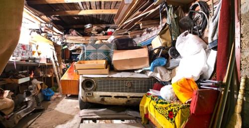 The Scientific Reason You Won't Throw Your Stuff Away