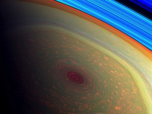 The Week In Numbers: Size Of Saturn's Hurricane, Cost Of A Touchscreen-Enabled Home, And More