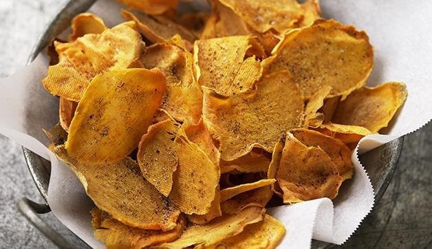 Best Healthy Veggie Chips 2017 - cover