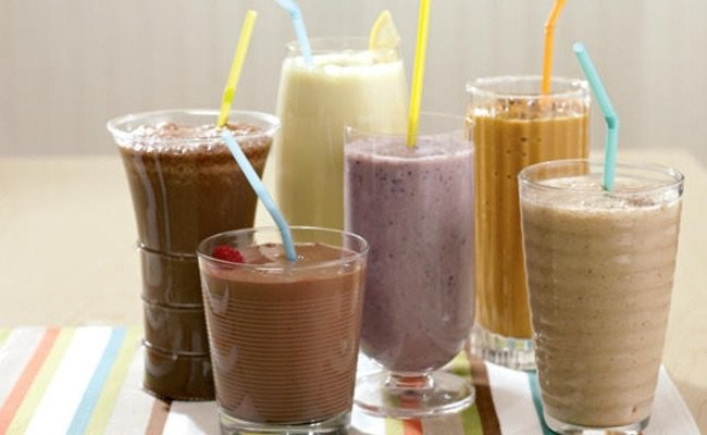 10 Slimming Weight Loss Smoothies