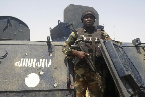 How stolen weapons keep groups like Boko Haram in business