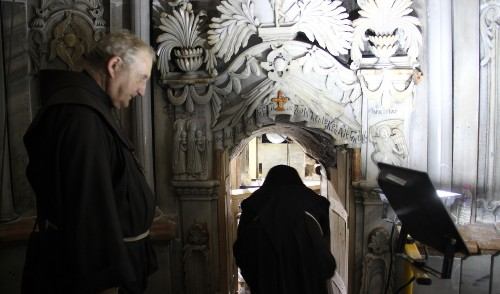 Jesus' tomb was just exposed for the first time in centuries. Here are the photos.