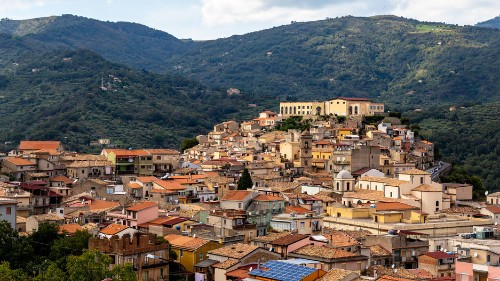 A small town in Italy offers houses for sale for less than an espresso